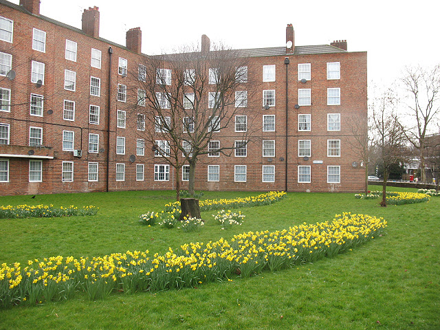 Bramwell House, Harper Road