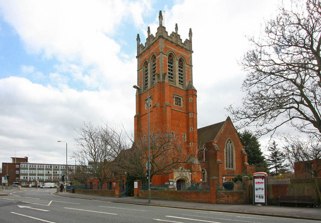 St Mark, Westmoreland Road, Bromley
