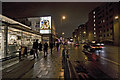 TQ3681 : Commercial Road Limehouse London by Brett Oliver
