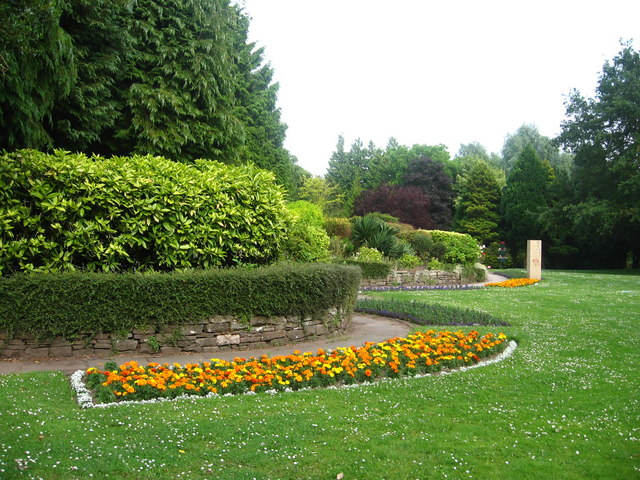 Path in the Gardens
