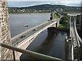 SH7877 : Pont Conwy by N Chadwick