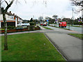 SP1483 : Hobs Moat Road, Solihull by Brian Robert Marshall
