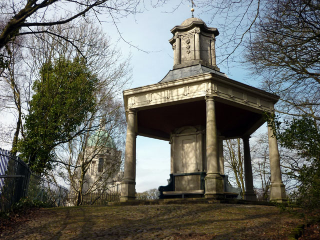 The Temple Shelter Williamson Park 169 Karl And Ali Cc By
