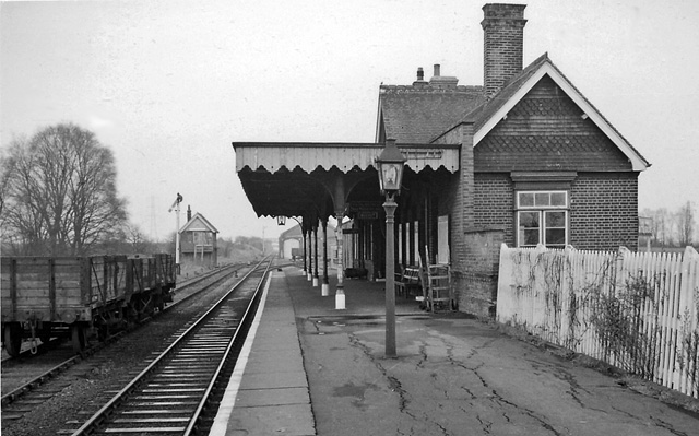 Battlesbridge Station