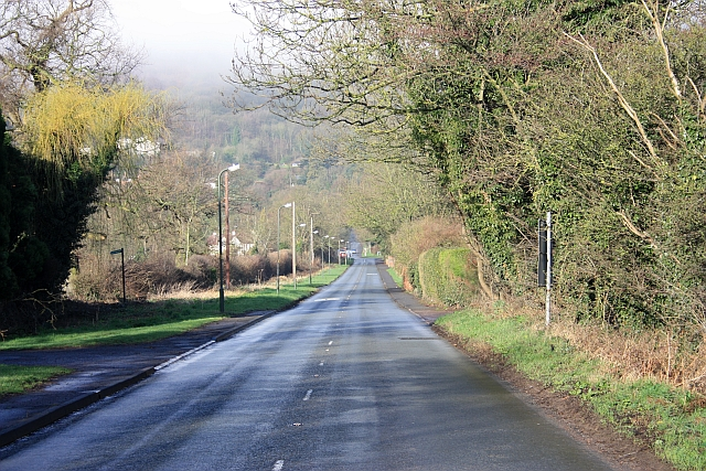 The Hanley Road