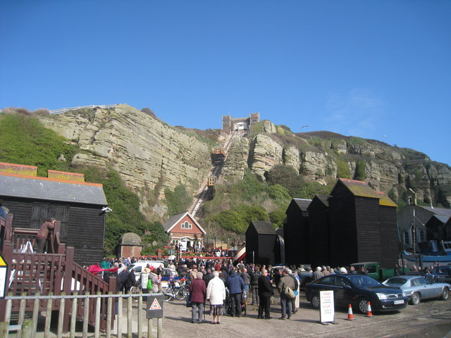 East Cliff Lift Re-opening