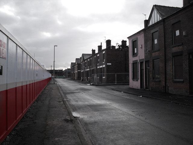 Stopford Street, Openshaw