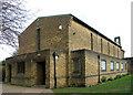 TQ4985 : St George, Rogers Road, Dagenham by John Salmon