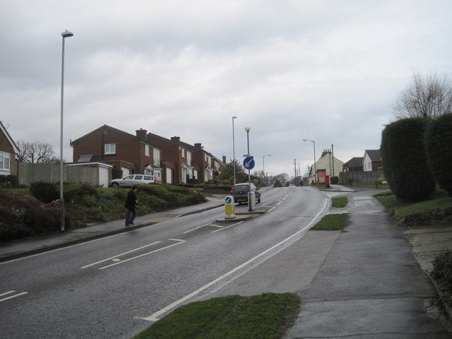 Houses on Harrow Lane