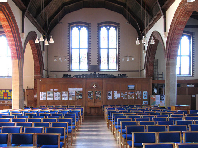 St John the Evangelist, Roseacre Road, Welling - West end