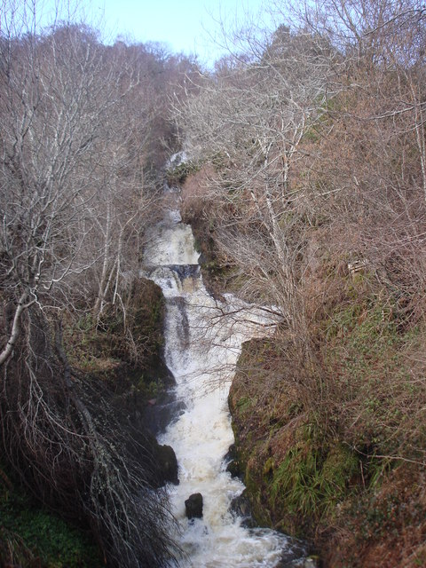 Waterfall at Abriachan