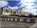 NZ2664 : Ouseburn Wharf from Spillers Quay : Week 13