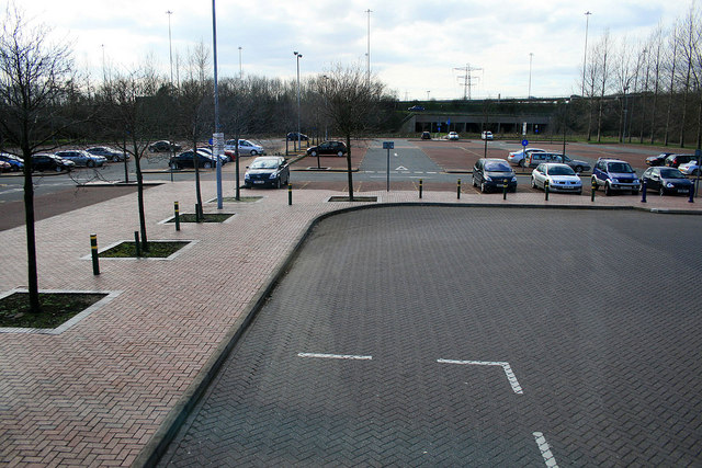 Queen's Drive Park and Ride