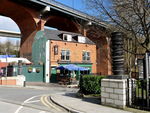 Ship Inn, Ouseburn