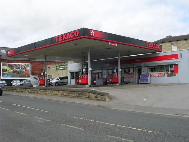 Texaco - Flush
