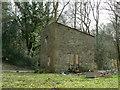 SJ9482 : Old engine house near Hagg Farm by Alan Murray-Rust