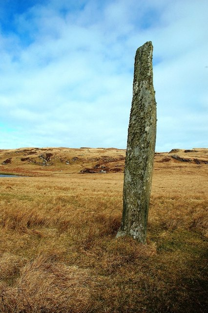 Islay's Tallest Standing Stone