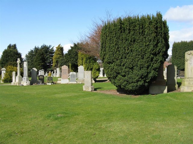 Cemetery at Linlithgow