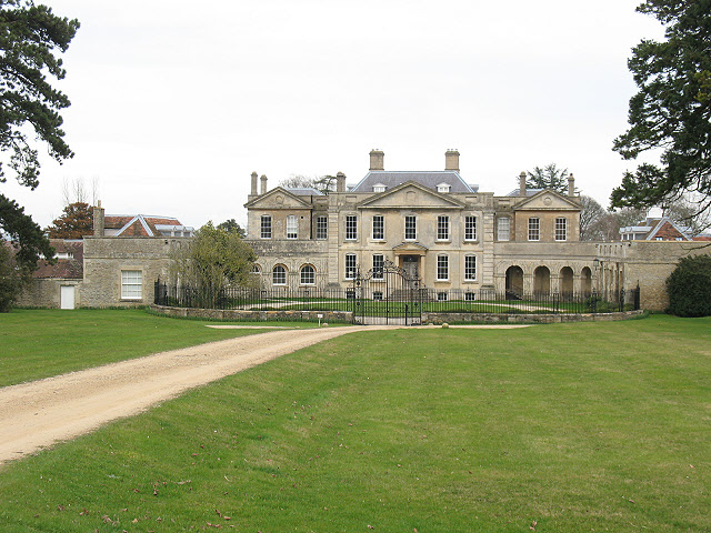 Woodperry House
