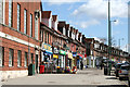 TQ1788 : Kenton:  Shops on Kenton Park Parade by Dr Neil Clifton