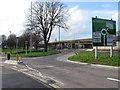 SU3813 : Millbrook Flyover, Southampton by Alex McGregor