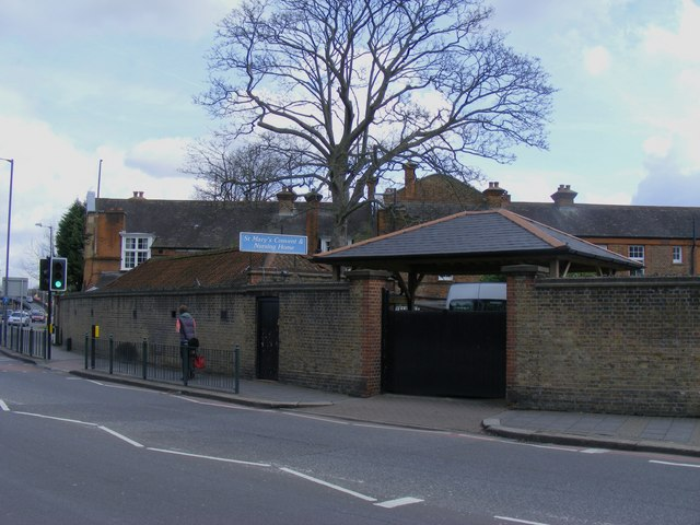 St Mary's Convent and Nursing Home, Chiswick
