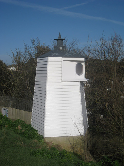 Lighthouse, West Hill Recreation Ground, Hastings
