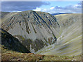 NN8893 : View across Coire Garbhlach by Nigel Brown