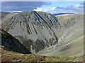 NN8893 : View across Coire Garbhlach by Nigel Brown