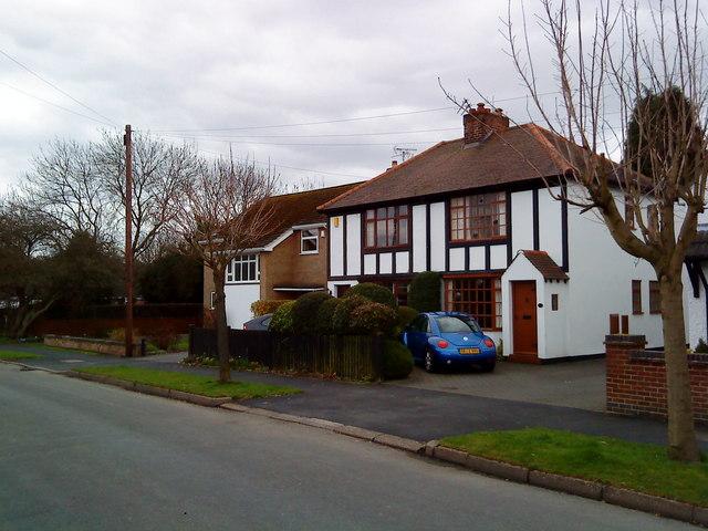 Collier Lane, Ockbrook