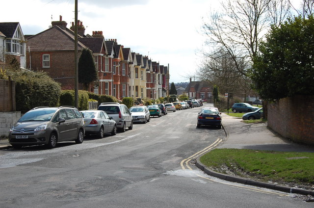 Houses on Old Church Road