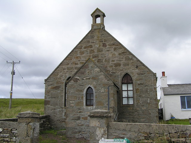 Dunrossness Methodist Chapel