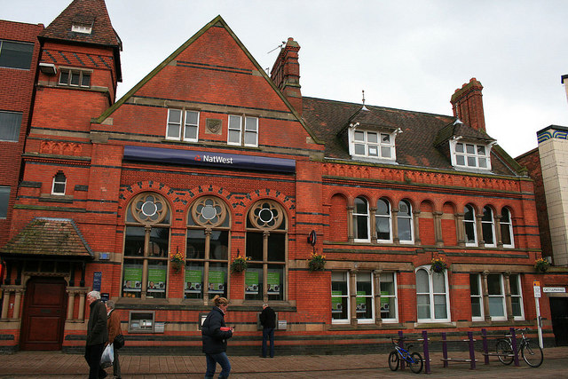 NatWest Bank, Loughborough