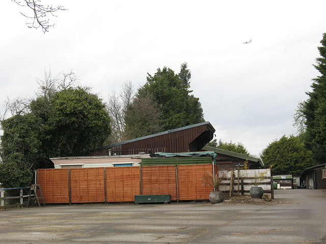 Stables at Ham Polo Club