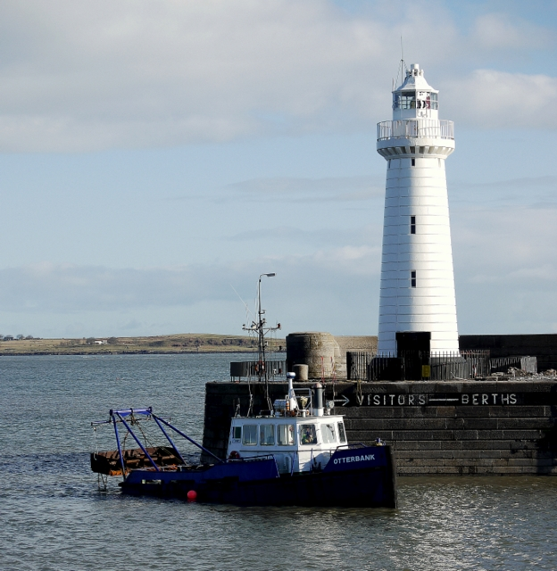 The 'Otterbank' at Donaghadee