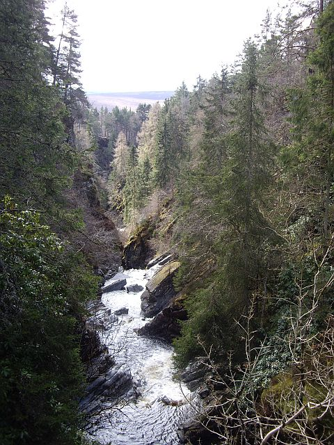 Falls of Bruar