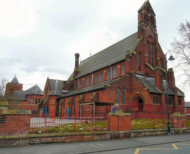 Holy Trinity Community Centre 169 Gerald England Geograph