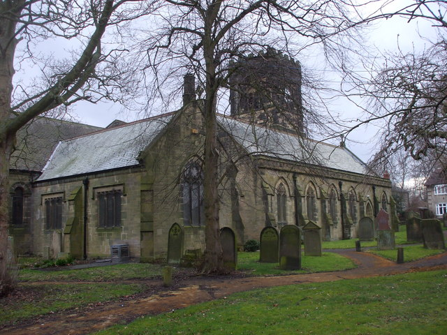 Church of St Cuthbert, Bedlington