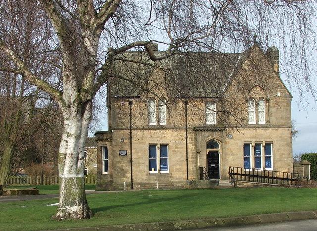 Bilton Library