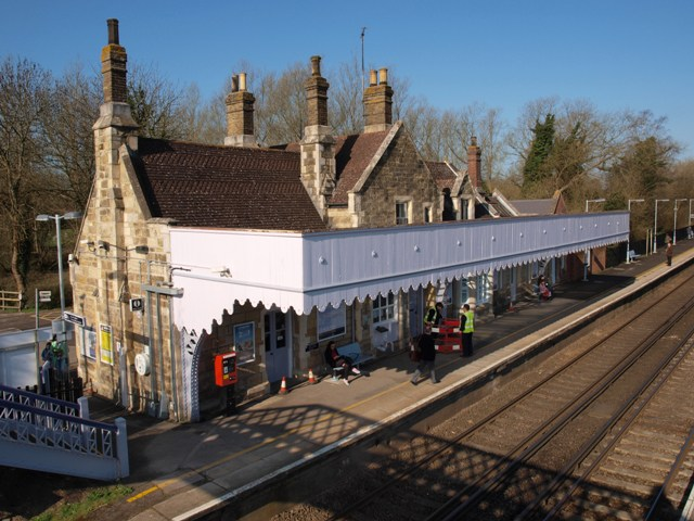 Etchingham Station