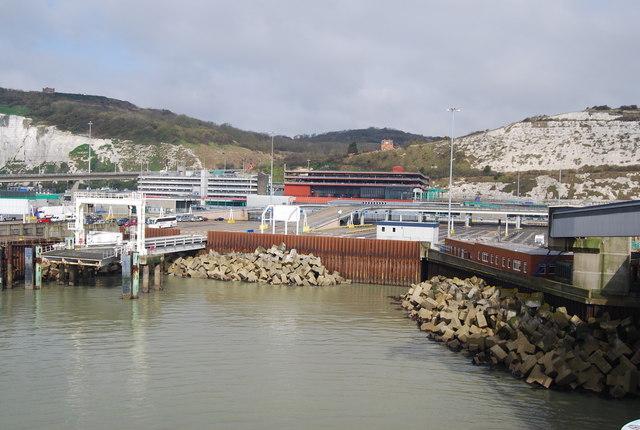 Dover Eastern Docks Car Park