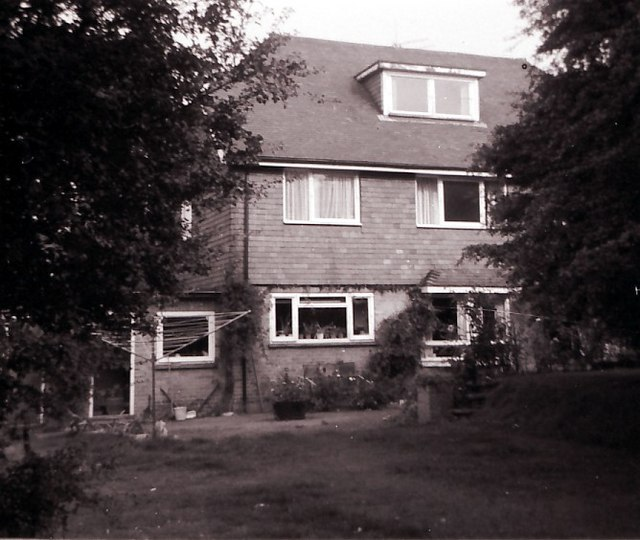 The rear of 164,Hanging Hill Lane, Hutton