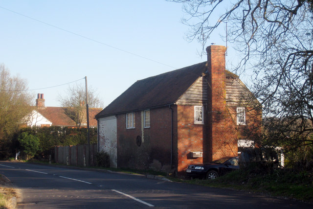 Oast House on Whitebread Lane, Beckley, East Sussex