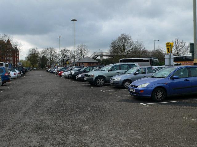 Gloucester Car Park Oxford