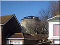 TR2336 : Martello Tower number 2, Folkestone by Oast House Archive
