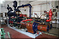 TQ8117 : Brede waterworks, steam pumping engine by Chris Allen