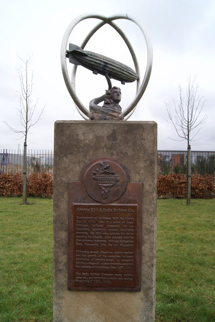 Clyde View Park sculpture