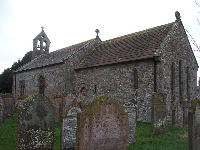Church of St Peter, Kirkbampton