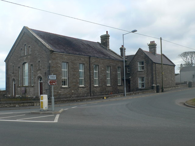 Eglwys Bresbyteraidd Paradwys, Llanallgo