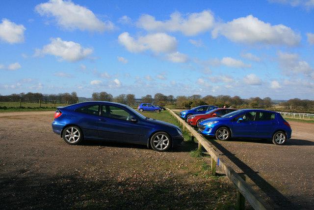 Badbury Rings Car Park Postcode